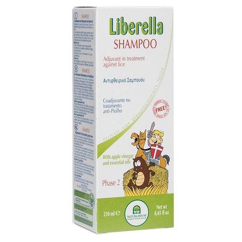 Liberella Шампоан против въшки с растителни екстракти х100 мл