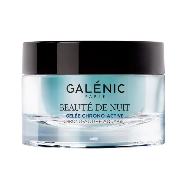 Galenic Beaute De Nuit Нощен гел-крем за лице против стареене x50 мл