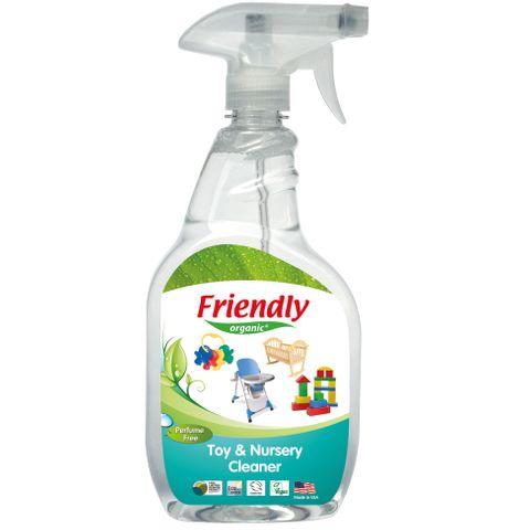 Френдли препарат за почистване и дезинфекция на играчки x650мл