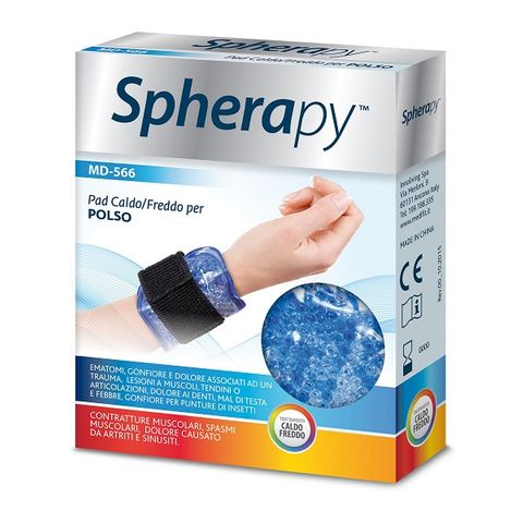 Spherapy Охлаждащ-Затоплящ компрес за болки и травми в китката, MD-566