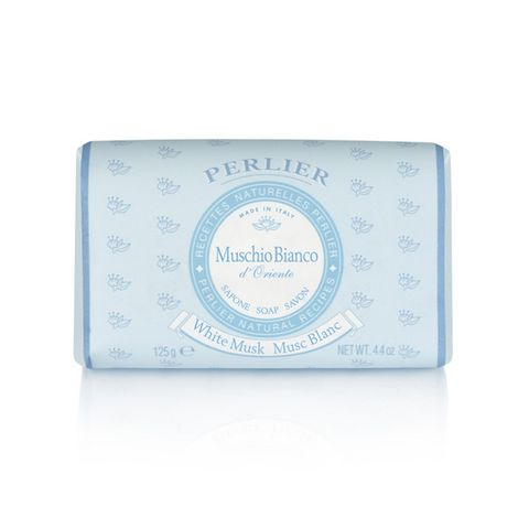 Perlier Muschio Bianco Сапун с аромат на бял мускус x125 грама
