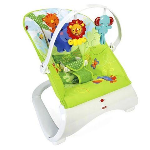 Fisher Price Бебешки шезлонг ''Тропическа гора''