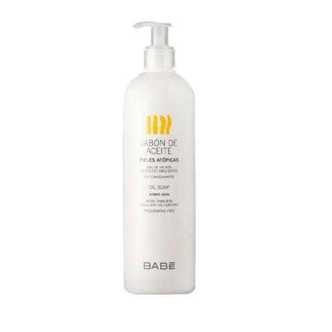 Babe Oil Soap Течен сапун за тяло с Омега 3, 6, 9 за суха кожа х500 мл