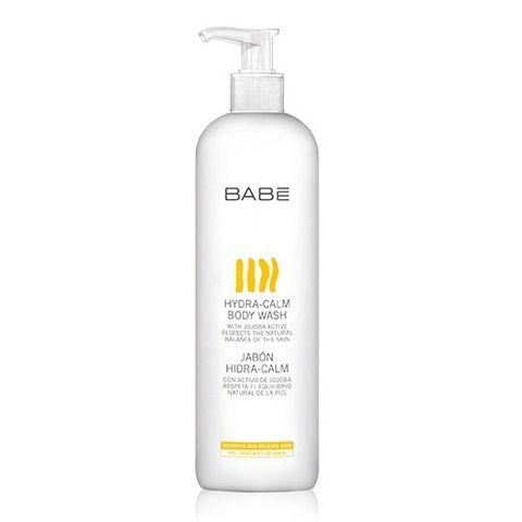 Babe Hydra-Calm Душ гел за тяло за чувствителна кожа с масло от жожоба х500 мл