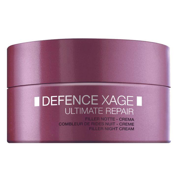 Bionike Defence Xage Ultimate Repair Нощен филър за чувствителна кожа x50 мл
