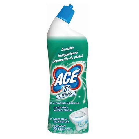 Ace Wc Toilet Gel Почистващ гел за тоалетнии x700 мл