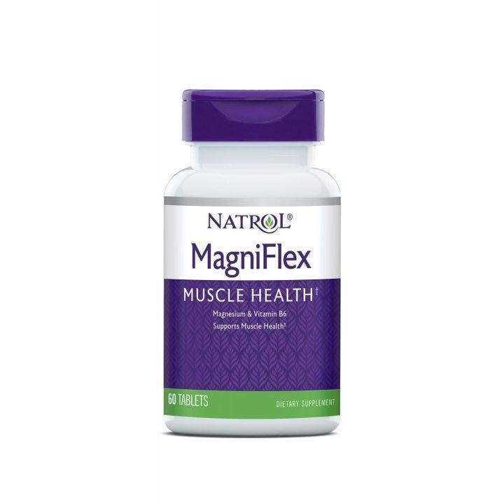 Natrol MagniFlex за ефективна мускулна дейност х60 таблетки