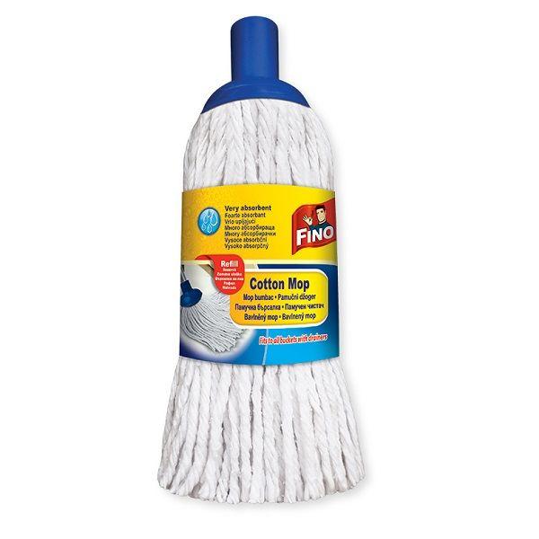 Fino Cotton Mop Резервна памучна бърсалка за моп x1 брой
