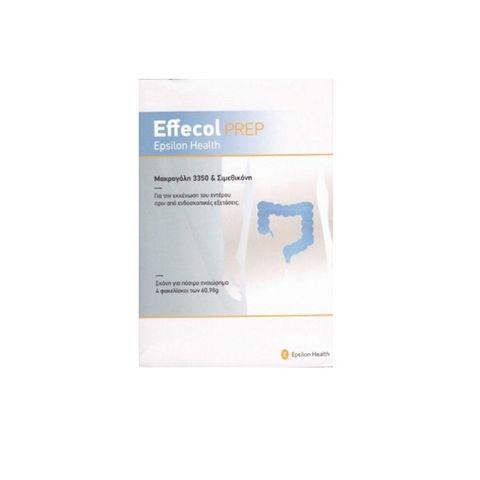 Ефекол Преп за ефективно прочистване на червата х4 сашета