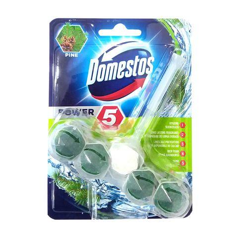 Domestos Pine Ароматизатор за тоалетни чинии с аромат на бор x1 брой