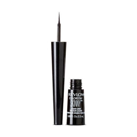 Revlon Colorstay Skinny Течна очна линия, цвят Black Out