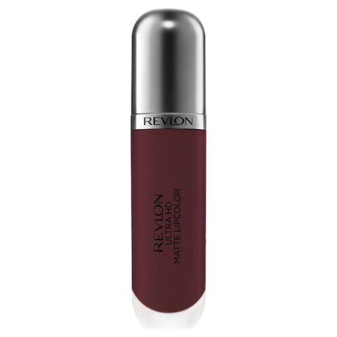 Revlon Ultra HD Matte Кадифено матиращо червило, 675 Infatuation