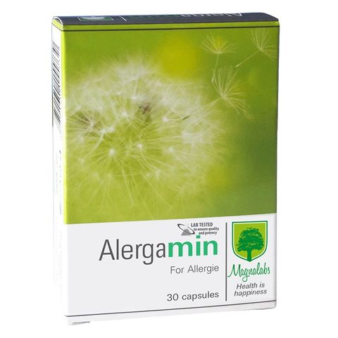 Allergamin при алергии х30 капсули