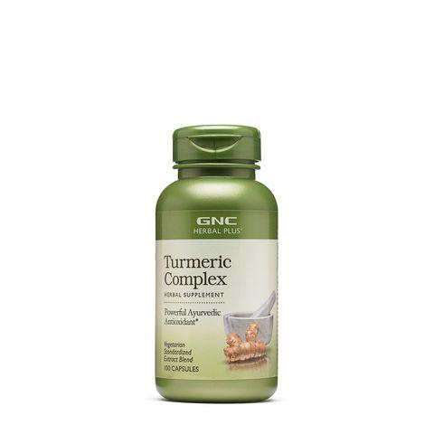 GNC Куркума комплекс при проблеми с храносмилането х100 капсули