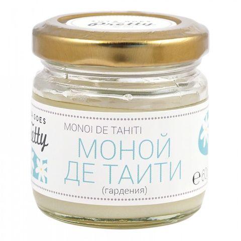 Zoya Goes Pretty Моной де Таити (Гардения) масло за коса и тяло x60 грама