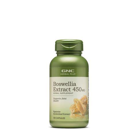 GNC Босвелия екстракт от смола за здрави стави 450 мг х100 капсули