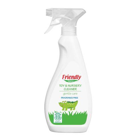 Френдли препарат за почистване и дезинфекция на играчки x500 мл