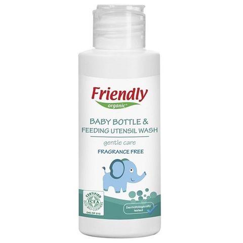 Френдли Препарат за измиване на бебешки шишета и съдове x100 мл