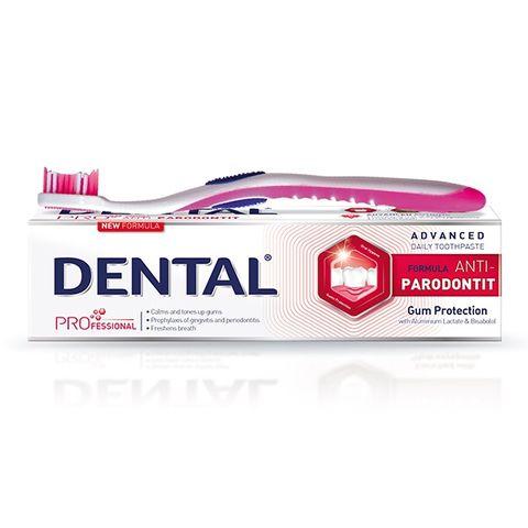 Dental Pro Anti-Parodontit Паста за зъби против пародонтит х75 мл