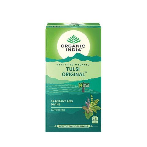 Organic India Tulsi Original За здрав бял дроб x 18 филтърни торбички