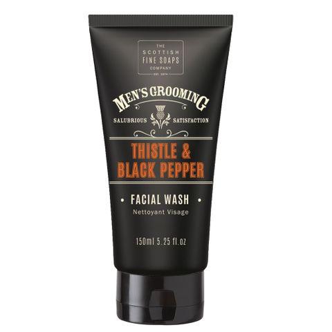Scottish Fine Soaps Thistle&Black Pepper Гел измиващ x150 мл