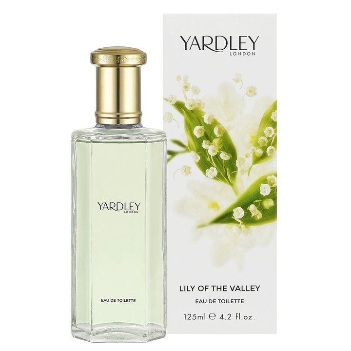 Yardley English Lili of the valley Тоалетна вода за жени x50 мл