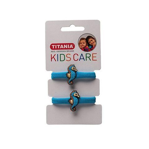 Titania Kids Care Ластици за коса, модел 8515 х2 броя