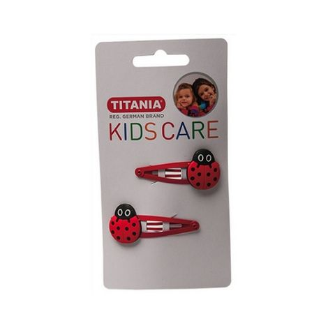 Titania Kids Care Шнолки за коса, модел 8510 х2 броя