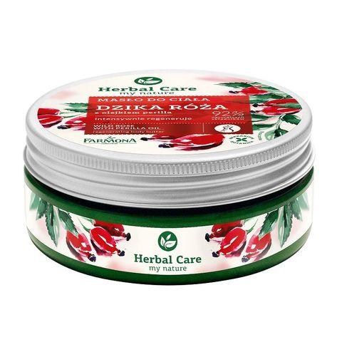 Farmona Herbal Care Регенериращо масло за тяло с дива роза и масло от перила x200 мл