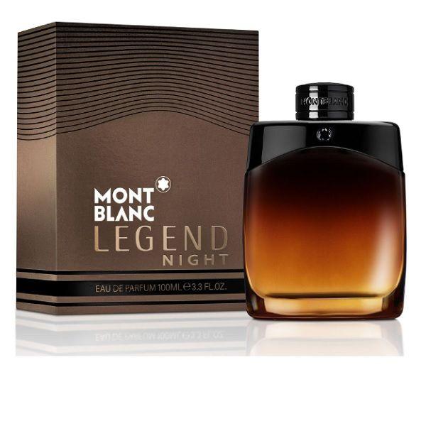 Mont Blanc Legend Night Men Парфюм за мъже х100 мл