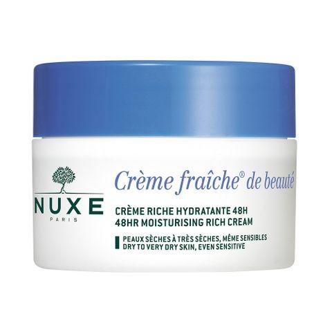 Nuxe Fraiche 48-часов богат хидратиращ крем за лице за много суха кожа x50 мл