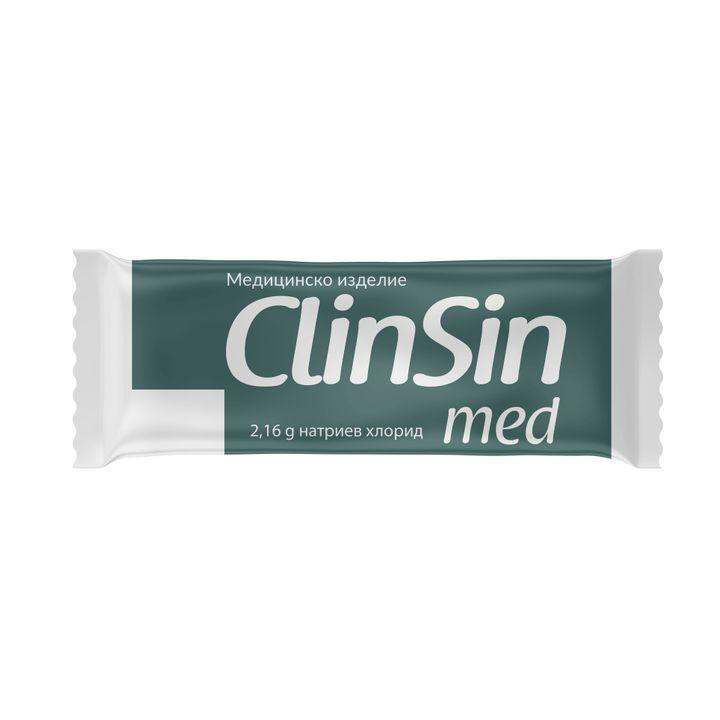 ClinSin med Комплект за изплакване на носа и синусите Душ-бутилка и 16 сашета Naturprodukt