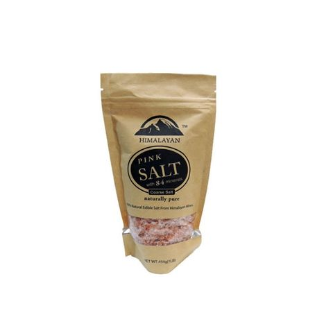 Himalayan Chef Хималайска розова сол едра х454 грама
