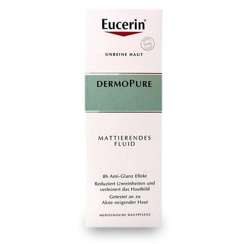 Eucerin DermoPURE Матиращ флуид за лице за кожа склонна към акне x50 мл