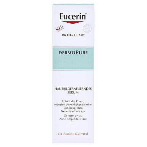 Eucerin DermoPURE Обновяваща грижа за лице за кожа склонна към акне x40 мл