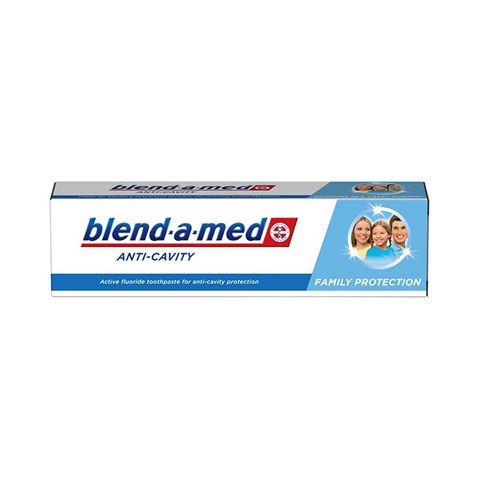 Blend-а-Med Anticavity Family Protection Паста за зъби х100 мл