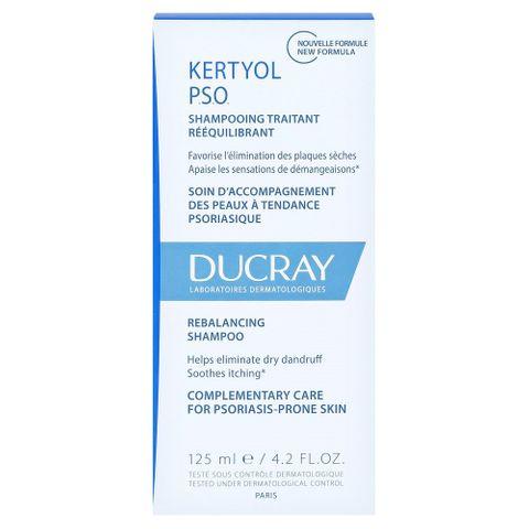 Ducray Kertyol P.S.O Третиращ ребалансиращ шампоан х125 мл