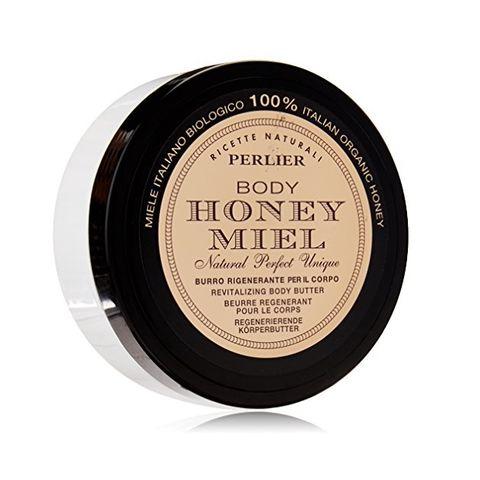 Perlier Honey Miel Подхранващо масло за тяло с органичен мед х200 мл