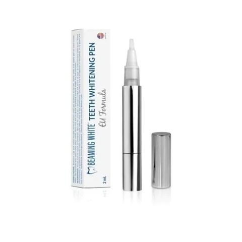 Beaming White Писалка за избелване на зъби х2 мл