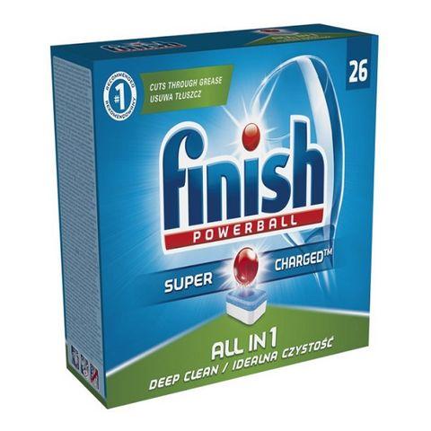 Finish All In 1 Таблетки за съдомиялна машина x28 броя