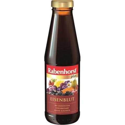 Rabenhorst Plus Eisenblut Натурален сок с желязо и витамини х450 мл