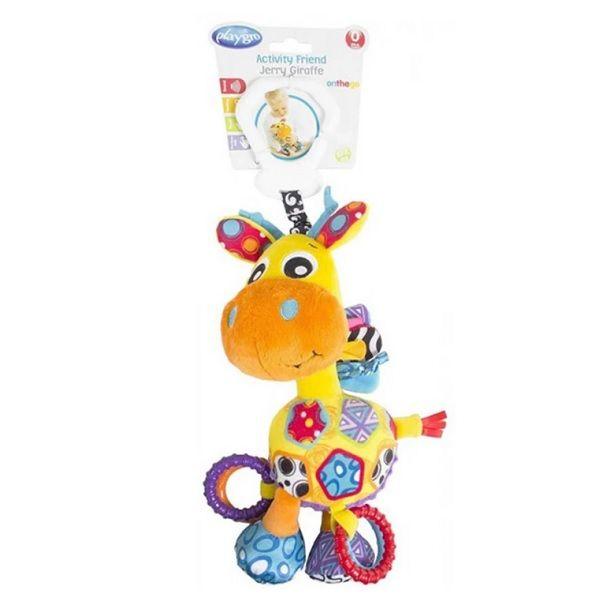Playgro Активна играчка жирафчето Джери за деца над 0 месеца 0441