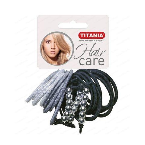 Titania Hair Care Ластици за коса, модел 7816 х20 броя