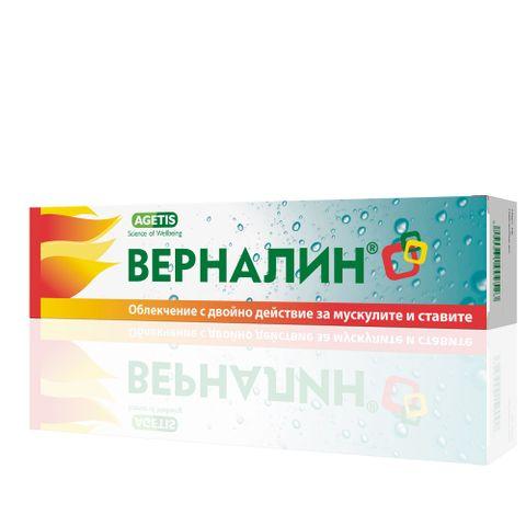 Верналин крем х100 грама Agetis
