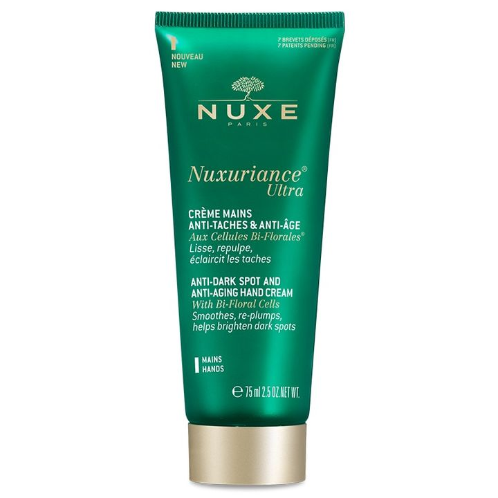 Nuxe Nuxuriance Ultra Анти-ейдж крем за ръце против тъмни петна x75 мл