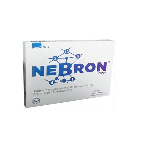 Teampro Nebron За здрава периферна нервна система х30 таблетки