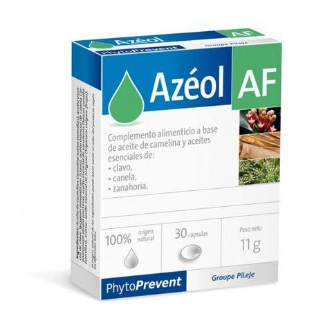 Phytoprevent Azeol AF при гъбични инфекции х30 капсули