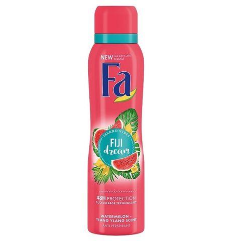 Fa Fiji Dream Део спрей против изпотяване за жени х150 мл