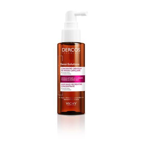 Vichy Dercos Densi Solutions Концентрат с уплътняващ ефект за тънка и слаба коса x100 мл