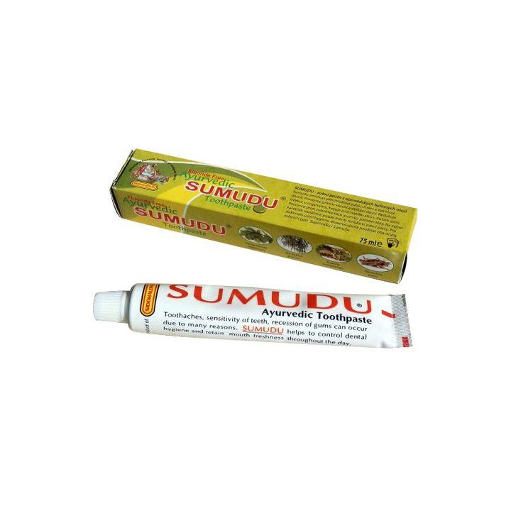 TNT Sumudu Аюрведа билкова паста за зъби х75 грама